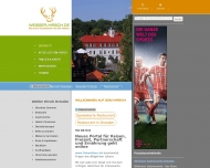 Bild Webseite Hirschgarten Café u. Restaurant Gaststätte Dresden