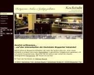 Bild Webseite Imbiß Koch Wuppertal