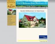 Bild Webseite  Kressbronn am Bodensee