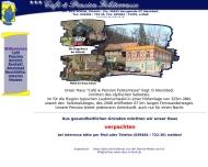 Urlaub in Alexisbad im Harz - 3 Sterne Caf Pension Felsterrasse in Alexisbad bei Harzgerode Harz. Ur...