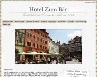 Bild Webseite  Quedlinburg