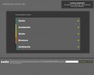 Bild Webseite Ambiente Stuhr Bremen