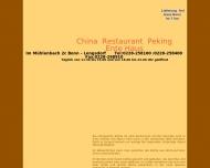 Bild Peking Ente China-Restaurant