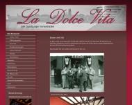 Bild Webseite M.A.E. Gastro Duisburg