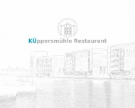 Website Küppersmühle Restaurant