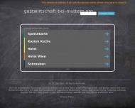 Bild Webseite Bei Muttern Dresden