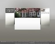 Bild Webseite STOCKS Gastronomiebetriebs Hamburg