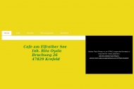 Bild Cafe am Elfrather See