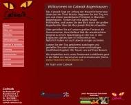 Bild Webseite Catwalk Restaurant München