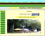 Bild Zum Haselknick