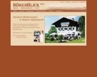 Bild Webseite  Haldenwang