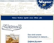 B?ckerei Wagner - Qualit?t und 100 Jahre Tradition aus H?tting