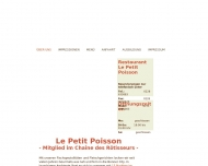 Bild Le Petit Poisson