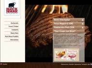 Bild Webseite BLOCK HOUSE Steakrestaurant Hamburg
