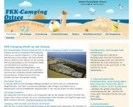Bild Webseite  Grube