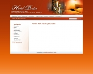 Website Pastis Inh. Thierry Fournier Restaurant Hotel