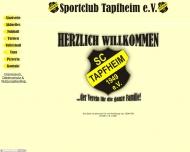 Bild Webseite  Tapfheim