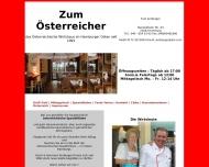 Bild Gaststätte Restaurant - Zum Österreicher