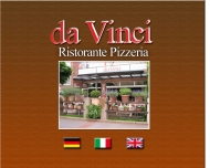 Bild Webseite da Vinci Hannover