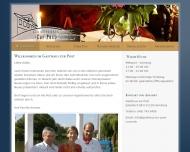 Bild Webseite H. Kramer Hamburg