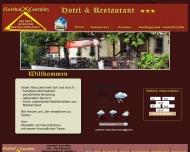 Bild Webseite GASTHOF COSCHÜTZ Hotel und Restaurant Dresden