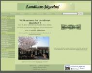 Bild Webseite Landhaus Jägerhof Hamburg