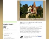 Bild Gaststätte Restaurant - Hahnenburg Restaurant