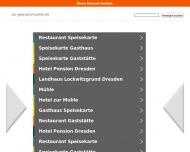 Bild Webseite Zur Gewürzmühle Dresden