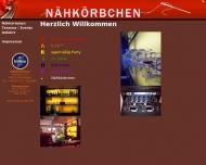 Bild Webseite Nähkörbchen Düsseldorf