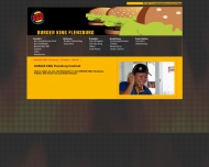 Website B-K Fast-Food-Vertriebsgesellschaft