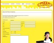 Website Pizza Company Inh. Murat Altum