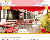 Hotel Restaurant Stadt Hennef Willkommen