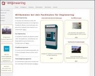 Bild Webseite Spirgatis Hannover