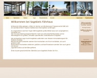 Bild Webseite Gaststätte Restaurant - Sagebiels Fährhaus Hamburg