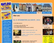 Website Balou im Kolpinghaus