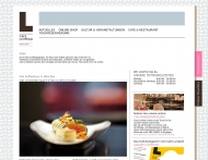 Website Cafe Luitpold Cafeteria
