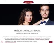 Bild Webseite Pankower Friseur Gesellschaft Berlin