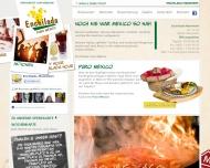 Website Enchilada Restaurant