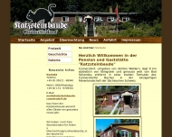 Bild Webseite  Gohrisch