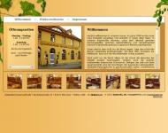 Bild Webseite Großmarkthalle Wallner u. Walter München
