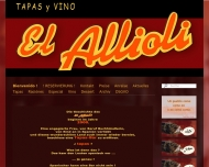 Bild Webseite El Alli Oli Köln