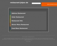restaurant-jaipur.de