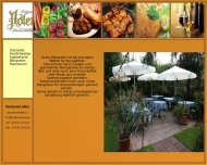 Website Gaststätte Restaurant - Adler
