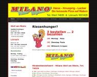 Bild MILANO PIZZA EXPRESS