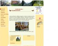 Bild Webseite Dorfkrug Volksdorf Hamburg
