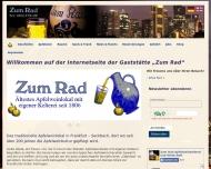 Bild Webseite Zum Rad Frankfurt