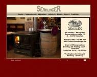 Bild Webseite Gaststätte Restaurant - Sendlinger München