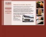 Bild Webseite Gaststätte Restaurant - Henry's Pub Aachen