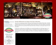 Website O Shea's Irish Pub