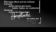 Bild Webseite Hauptsache Haare Friseurbetrieb Düsseldorf